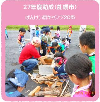 27年度助成(札幌市)
